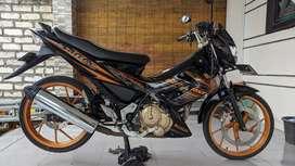 Satria FU 150F Limited Edition 2013