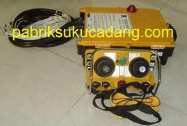 TELECRANE REMOTE CONTROL F21, F24, F26 pabrik suku cadang