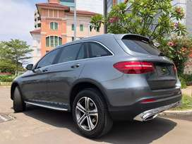 GLC 200 Exclusive 2018 Titanium Grey Km10rb Bagasi PBD ATPM Wrnty2021