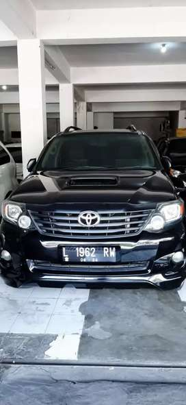 Toyota Fortuner 2.5 G AT 2013