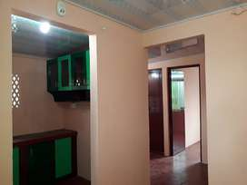 First floor rent 2000 advance 3 lac