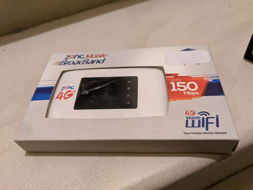 Zong 4G Device 0