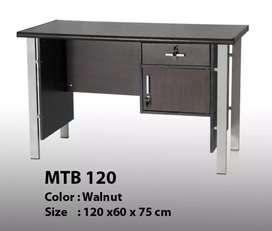 Meja 1/2 MTB Walnut 60x120