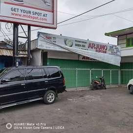 Disewakan Ruko 2 Lantai Strategis depan Hotel Surya Prigen