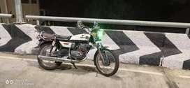 Yamaha rx 134