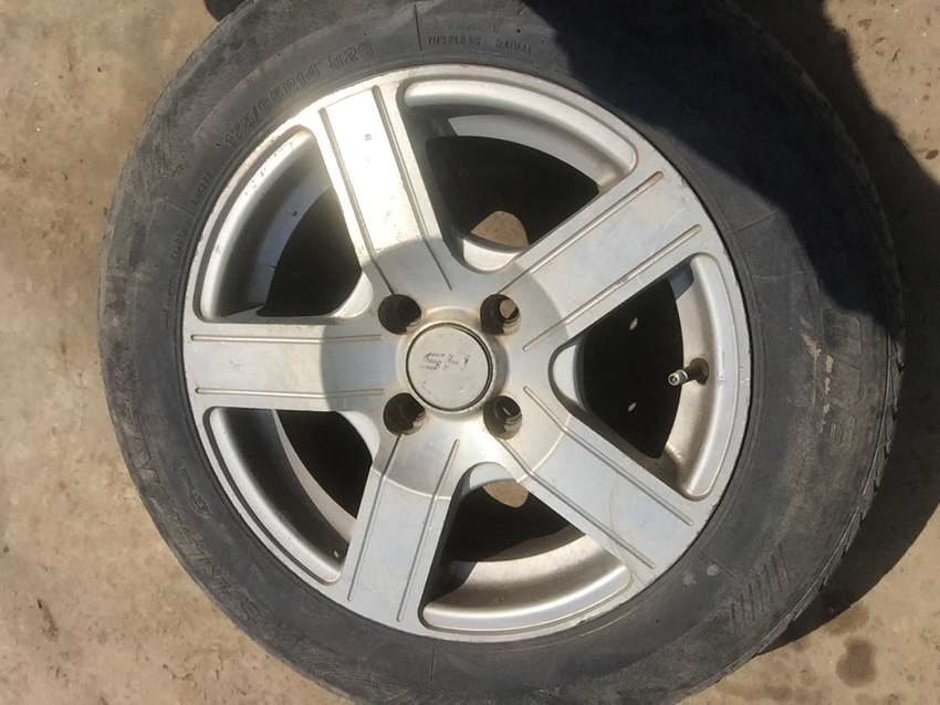 Urgent sale Alloy Rims 14' 0