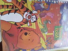 Kertas surat loose leaf, Winnie The Pooh, eks koleksi.