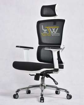Revolving chair mesh imported ergonomic chair