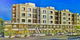 2Bhk Furnished flat #New Karelibaug#Rs. 21Lacs**