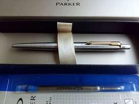 PAKET 1 KLIK: 1 pc Parker Jotter SS GT BP+1 pc Refill BP