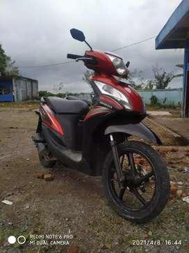 Honda Spacy Surat Lengkap