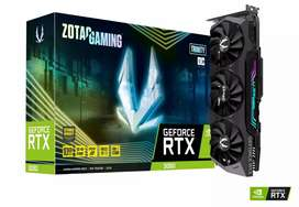 ZOTAC GAMING GeForce RTX 3080 Trinity OC Graphics Card