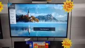 SMART TV UHD LG 43 INCH, Bisa Dicicil Tanpa Kartu Kredit Bebas DP