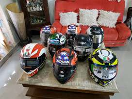 Helm full face race 2nd istimewa novishopbali