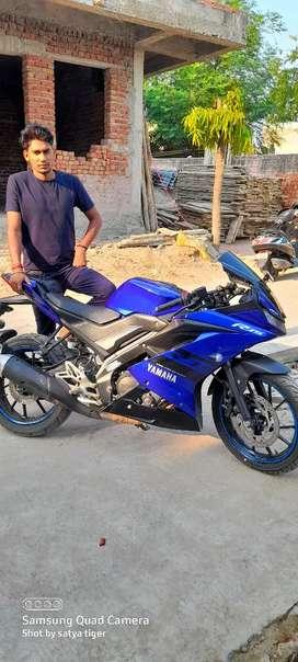Sell my r15 v3 bike urjent