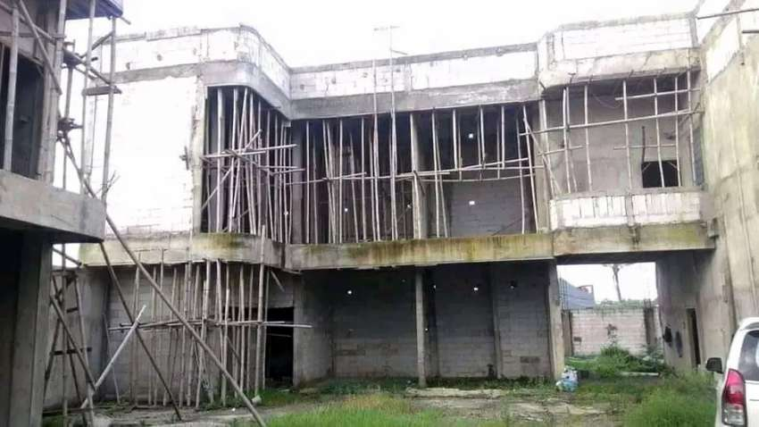 Disewakan Tanah & Bangunan. 0