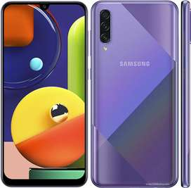 Galaxy A50s is on sell