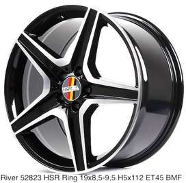 jual velg racing mercy type River hsr ring 19x85-95