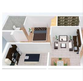 Your Dream House Apartment For Sale In Rs 11.90 lac Kharar Mohali.