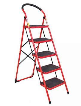 5 Step Folding Ladder