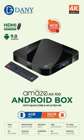 Play Pubg With Android Smart Box 4Gb/ 32 GB With Free Delivery