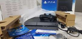 Ps4 500 gb with complete accessories
