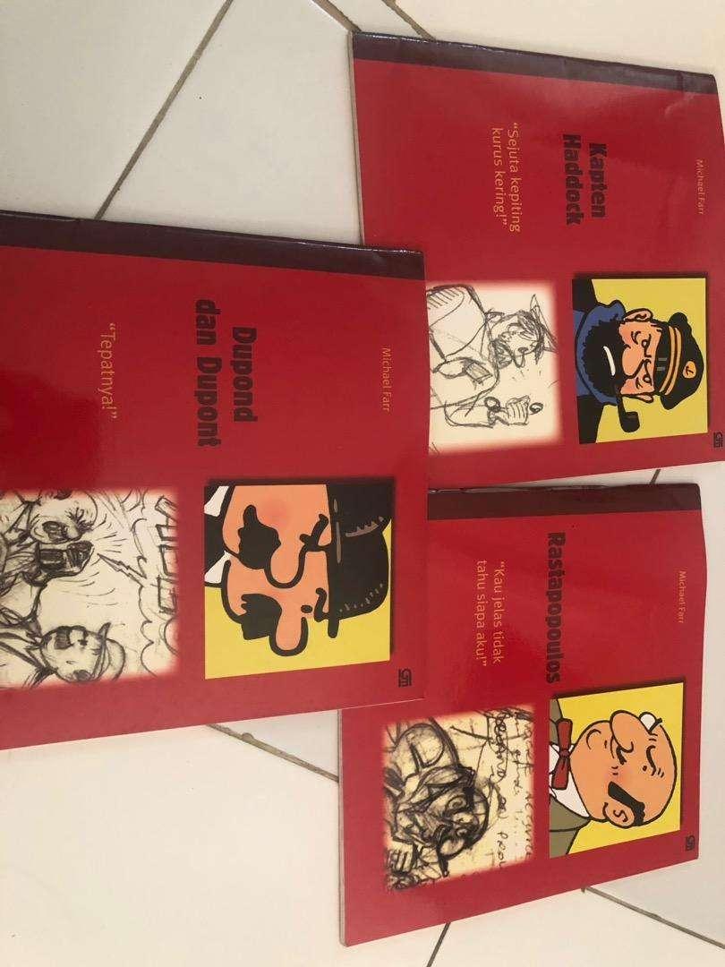 Tintin komik eropa 0