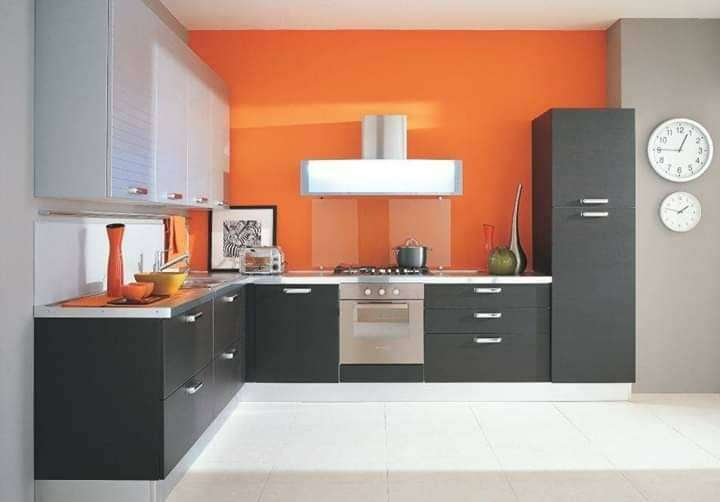kitchen set mini bar dipan bifet meubel furniture ilham jaya RY 0