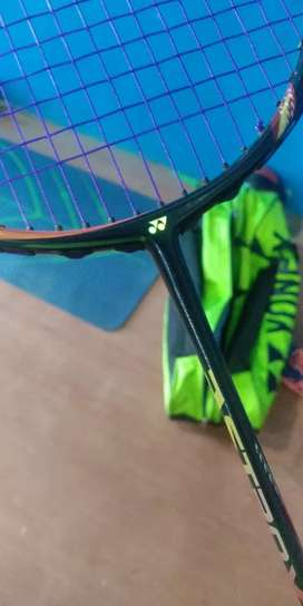 Yonex astrox 99 two months old with bill of 12500