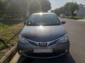 Toyota Etios 2013 Diesel 25000 Km Driven excellent condition