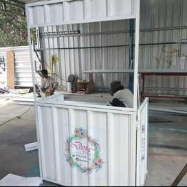 CONTAINER/STAND/BOOTH CONTAINER/TRUCK CONTAINER/FOOD SEMI CONTAINER