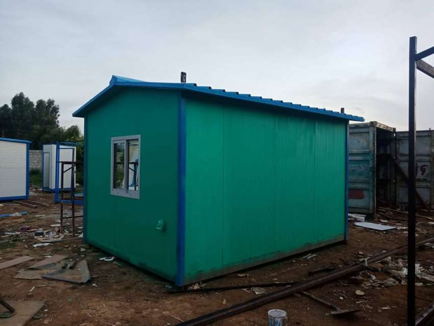 portable houses and offices container prefab homes for sale Lahore 0