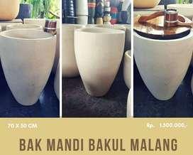 Bak Mandi Unik Bali Tipe Bakul Malang