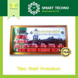 ~Best Quality Jam Digital Masjid Tipe Gold Premium Istimewa~ abs