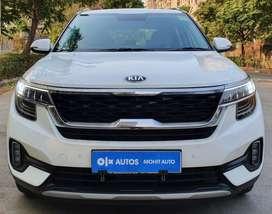 Kia Seltos HTX Plus AT D, 2019, Diesel