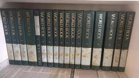 World Book Encyclopaedia 1988 Edition (22 Vol +Two Dictionaries)