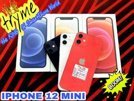 TRYME 64GB 12 MINI With Warranty fUll Kit Box Brand New Conditions So