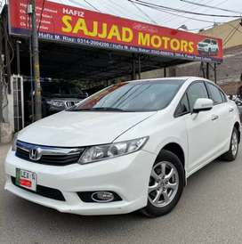 Honda Civic VTI Oriel Prosmetic Model 2013