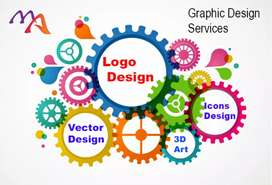If you need Graphic Designer  contact me