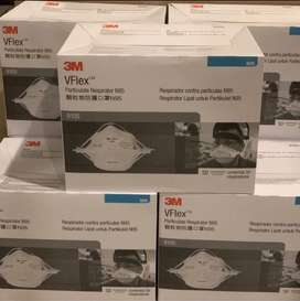 Masker N95 9105 Vflex / Box