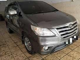 Toyota innova G diesel matic 2014