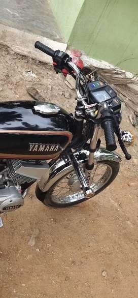 Yamaha Rx 135 1997 2024 fc  current