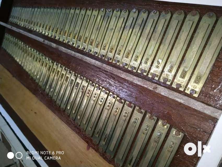 German jubilate untouch reeds best condition harmonium. 0