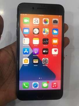 Iphone 7plus zed black