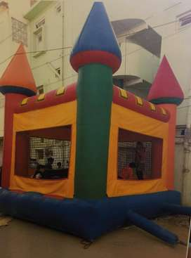 JUMPING CASTLE ON RENT