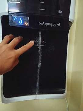 Dr.Aquaguard magna 7 L uv water purifier (white, Black)