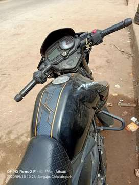 Bs 4 Bike full condition me h koi problem nahi hai