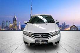Honda All New City S 1.5 AT 2013