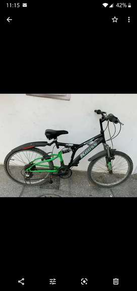 Kross bicycle 24""