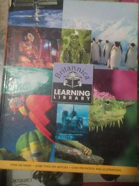 BRITANICA LEARNING LIBRARY